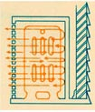 radiator-drawing